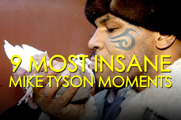 most insane mike tyson moments