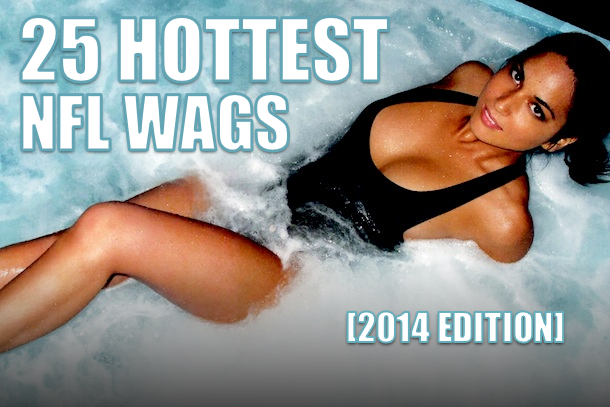 nfl wags 2014