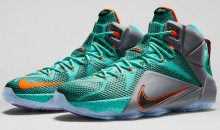 LeBron James Unveils the New Nike LeBron 12 (Gallery)