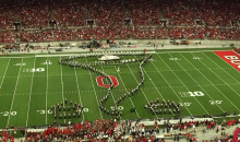 Check Out This Amazing Ohio State Marching Band Wizard of Oz Tribute (Video)