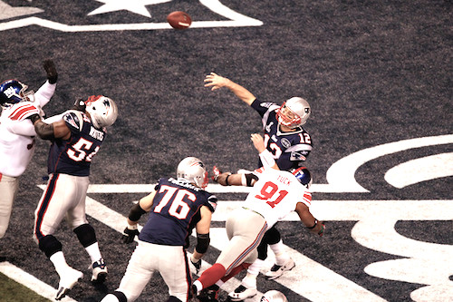 opening score super bowl xlvi tom brady safety - biggest sports bets payouts