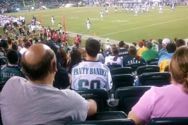 panty bandit eagles - best customized fan jerseys