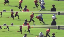 This Pop Warner Decleater is the Football Hit of the Week (Video + GIF)