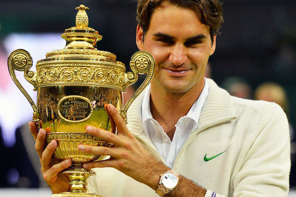 roger federer - biggest sports bets payouts