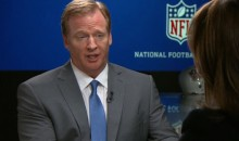 "Roger Goodell Insists ""No One in the NFL"" Saw Ray Rice Video"