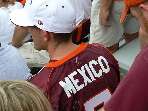 ron mexico west virginia jersey - best customized fan jerseys