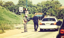 Roy Hibbert Witnesses Police Officer Giving Boots to a Homeless Man (Pic)