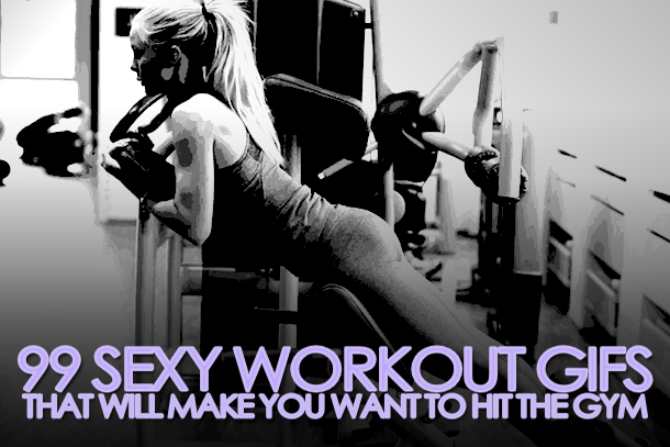 sexy workout gifs