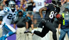 Steve Smith Torched the Panthers on Sunday, Just Like He Predicted (Videos)