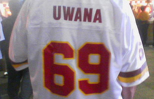 uwana 69 - best customized fan jerseys