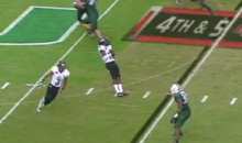 Here's the Worst Fake Punt Ever, Courtesy of the Arkansas State Red Wolves (Video)