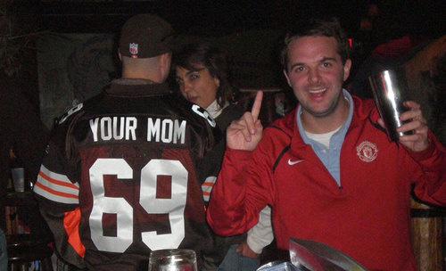 your mom 69 browns jersey - best customized fan jerseys