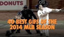 40 Best GIFs of the 2014 MLB Season