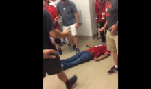 49ers Brawl in Stadium Bathroom Is Ugly in Every Sense of the Word (Video)
