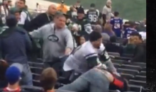 Another Week, Another NFL Fan Brawl, This Time at Jets-Bills Game (Video)