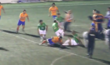 Argentinian Soccer Brawl Raises the Bar for Brawls in Any Sport (Video)