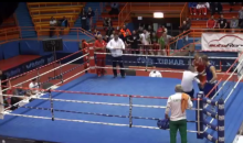 Croatian Boxer Pummels Ref After Ref Calls the Fight (Video)