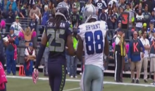 Dez Bryant Performance Earns Praise, Props from Richard Sherman (Videos)