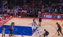 Eric Bledsoe Crossover Leaves Jared Cunningham in the Dust (Video)