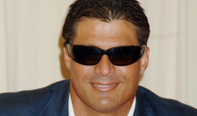Jose Canseco Shot Off His Finger in a Gun Accident