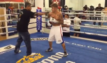 Justin Bieber Boxing Is an Insult to Boxing, Music, and Humanity in General (Video)
