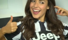 Laura Barriales Is the Sexy New Host of a Juventus TV Show (Video)