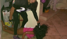 Maybe Don't Dress Up in a Ray Rice Costume This Halloween (Pics)
