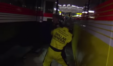 NASCAR Brawl Breaks Out in Garage after Tension-Filled Charlotte Race (Video)