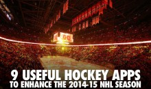 9 Useful Hockey Apps to Enhance the 2014-15 NHL Season