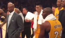 New Footage Of Kobe Bryant-Dwight Howard Spat Surfaces (Video)