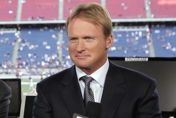 Oakland Raiders want Gruden back