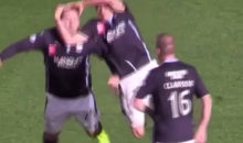 Soccer Players Introduce RKO Goal Celebration, and Randy Orton Approves (Video)