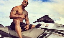 "Dwayne ""The Rock"" Johnson, Announces He'll Be in a 'Baywatch' Movie (Pic)"