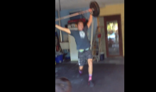 This Crossfit Injury Is Like a Regular Injury, But Way Funnier (Video)