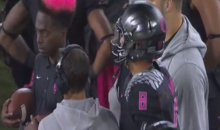 This Oregon Ballboy Has Majestic Pink Hair for Cancer Awareness (Video)