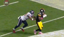 Antonio Brown Tweet Criticizes Refs for Overturning TD Catch (Pic)