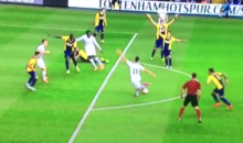 Insane, Completely Unnecessary Erik Lamela Rabona Is the Soccer Goal of the Year (Videos)