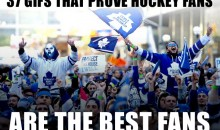 37 GIFs that Prove Hockey Fans Are the Best Fans