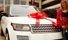 J.J. Watt Bought His Mom a Car for Her Birthday, Making You Feel Like a Complete Failure (Pic)