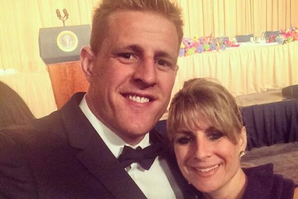 j.j. watt bought his mom a car for her birthday 3