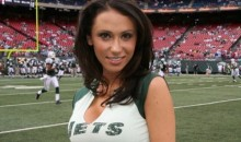 Jenn Sterger Congratulates Peyton Manning on Breaking TD Record with Classic Brett Favre Dong Joke (Pic)