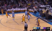 Kobe Airball? Black Mamba Airs Out First Shot of the Preseason (Video)