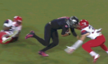 This Marcus Mariota Trick Play Is Pretty Freakin' Great, Even if Oregon Did Lose to Arizona…Again (GIF)