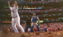 Cardinals Beat Dodgers with Matt Adams Home Run Off Clayton Kershaw, Because Baseball Doesn't Make Any Sense (Video)