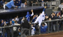 Brilliant Mike Moustakas Catch Highlights Another Royals Postseason Win (GIFs)