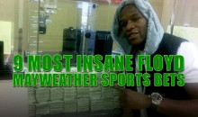 9 Most Insane Floyd Mayweather Sports Bets