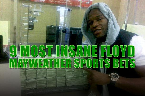 mayweather sports betting