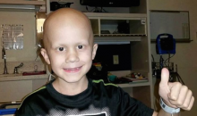 MLB Is Sending Six-Year-Old Cancer Patient Noah Wilson to the World Series