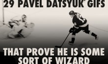 29 Pavel Datsyuk GIFs that Prove He Is Some Sort of Wizard