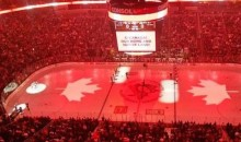 Pittsburgh Penguins Fans Sing O Canada in Tribute to Ottawa After Tragic Shootings (Video)